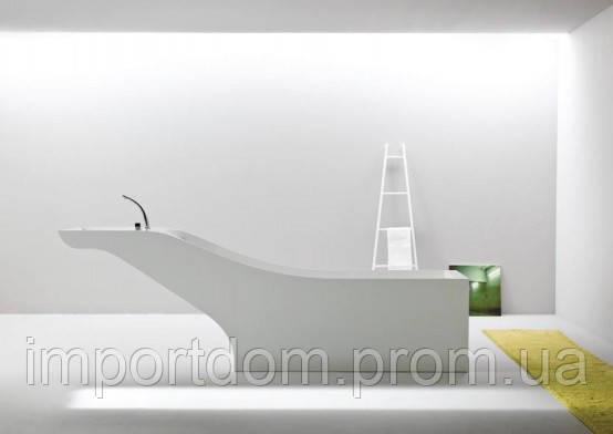 Ванна из искусственного камня Kolpa-San Symbiosis 275x72
