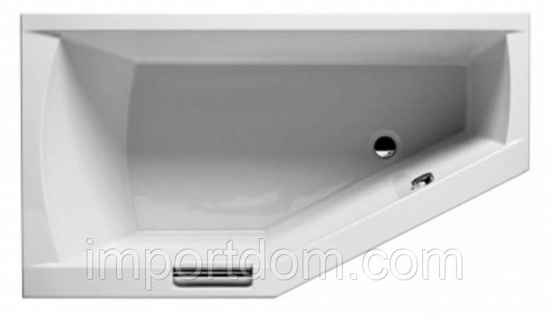 Ванна асимметричная акриловая Riho Geta 160x90