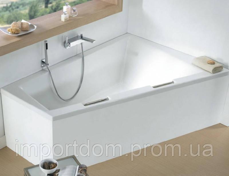 Ванна асимметричная акриловая Riho Doppio 180x130