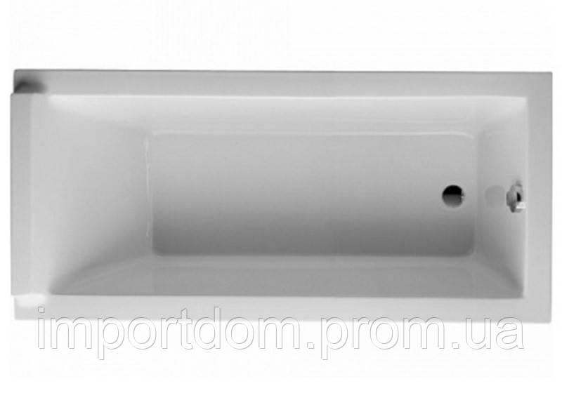 Ванна акриловая Duravit Starck 160х70