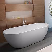 Ванна из литого мрамора Riho Bilbao 170x80