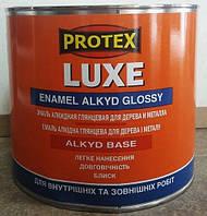 Протекс Эмаль LUXE алкидная глянец 2,7кг (2,1л)