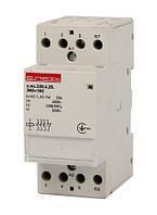 Модульный контактор e.mc.4р 25А 3NO+1NC E.NEXT