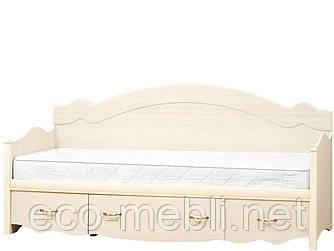 Ліжко з шухлядами 90 Селіна