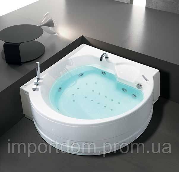 Ванна акрилова Hafro Igloo 160x160