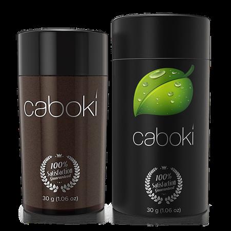 Загуститель волос Caboki (Кабоки) 30 гр. Black