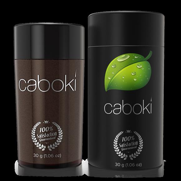 Загущувач для рідкого волосся Caboki (Кабоки) 30 гр. Gray