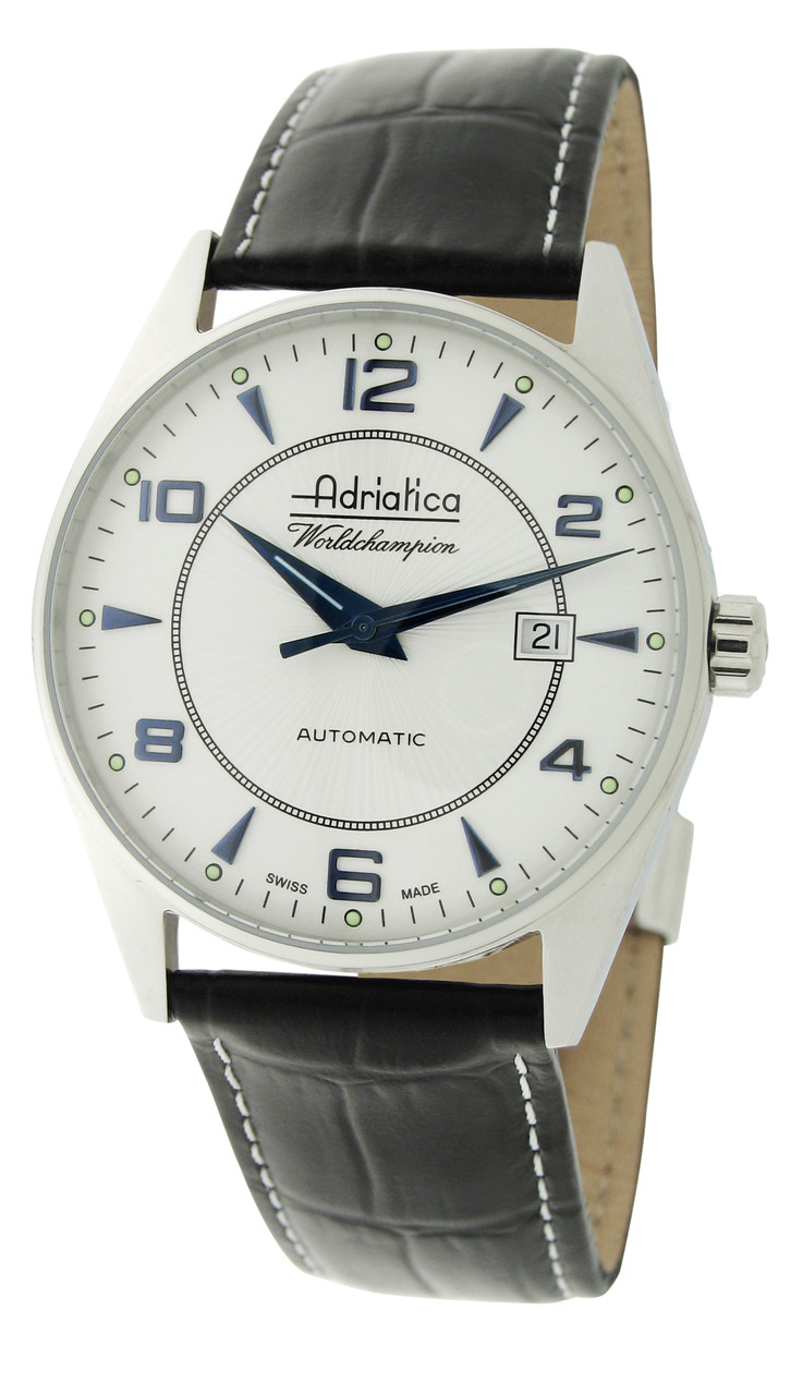 9361be9b Наручные часы Adriatica ADR 8142.52B3A: продажа, цена в Харькове ...