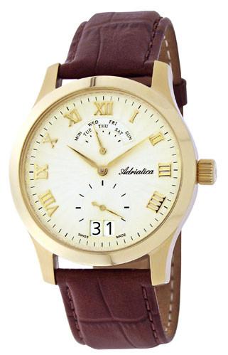 e7dbcf92 Наручные часы Adriatica ADR 8139.1231Q - интернет-магазин