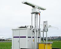 Радиолокационная система обнаружения БПЛА HARRIER