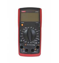 Мультиметр UNI-T UT601 (емкость и сопротивление)