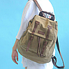 Рюкзак для парня из холста, фото 5