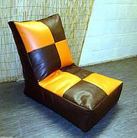 """Кресло мешок """"Трон""""цвет 008 бескаркасное кресло,пуфик мешок,кресло пуф, мягкое кресло пуф."""