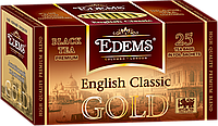 "Чай в сашетах ""Edems English Classic GOLD"", 25ф/п"