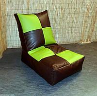 """Кресло мешок """"Трон""""цвет 010 бескаркасное кресло,пуфик мешок,кресло пуф, мягкое кресло пуф."""