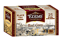 "Чай в сашетах ""Edems Earl Grey GOLD"" с ароматом бергамота, 25ф/п"