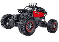 Автомобиль на р/у OFF-ROAD CRAWLER TOP RACING красный, 1:18 Sulong Toys (SL-003R)
