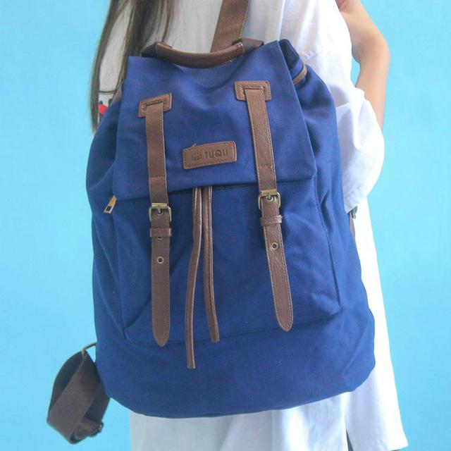 Городской рюкзак из холста