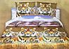 Постельное белье полуторное 150*220 хлопок (8047) TM KRISPOL Украина