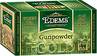 "Чай в сашетах ""Edems Gunpowder GOLD"", 25ф/п"