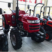 Трактор Shifeng-504 (50 л.с., 4х4, ГУР, компрессор), фото 1