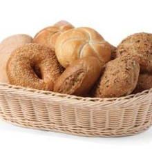 Корзинка для хлеба и булочек овальная Hendi