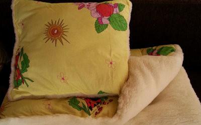 45c57f7889a8 Одеяло и Подушка Детское двухсторонее. Овчина .: продажа, цена в ...