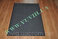 Придверный коврик Лейла (Leyla) Серый 90х150 см. Входной коврик. Лейла Серый 90х150 см. Темно-серый