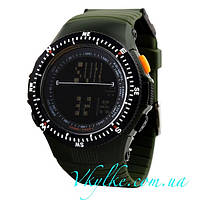 Спортивные часы Skmei 0989 зеленые