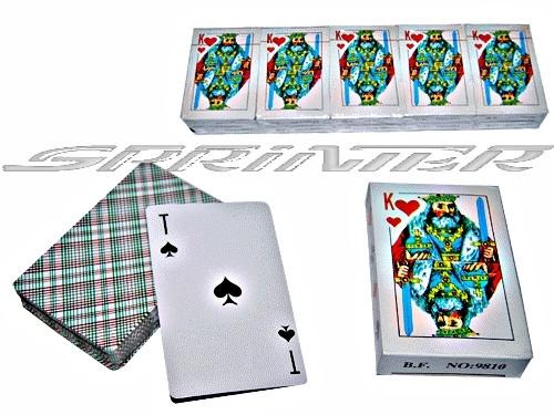 """Карты игральные """"Король"""" 9810 Упаковка 10 шт."""