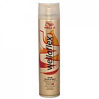 Wellaflex лак для волос Heat & Maintenance 5 (250 мл) Германия