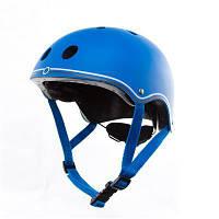 Шлем защитный детский, синий, 51-54см (XS), 500-100, GLOBBER