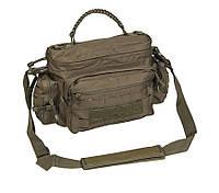 Туристическая сумка 7л MilTec TACTICAL PARACORD BAG SMALL Olive 13726101