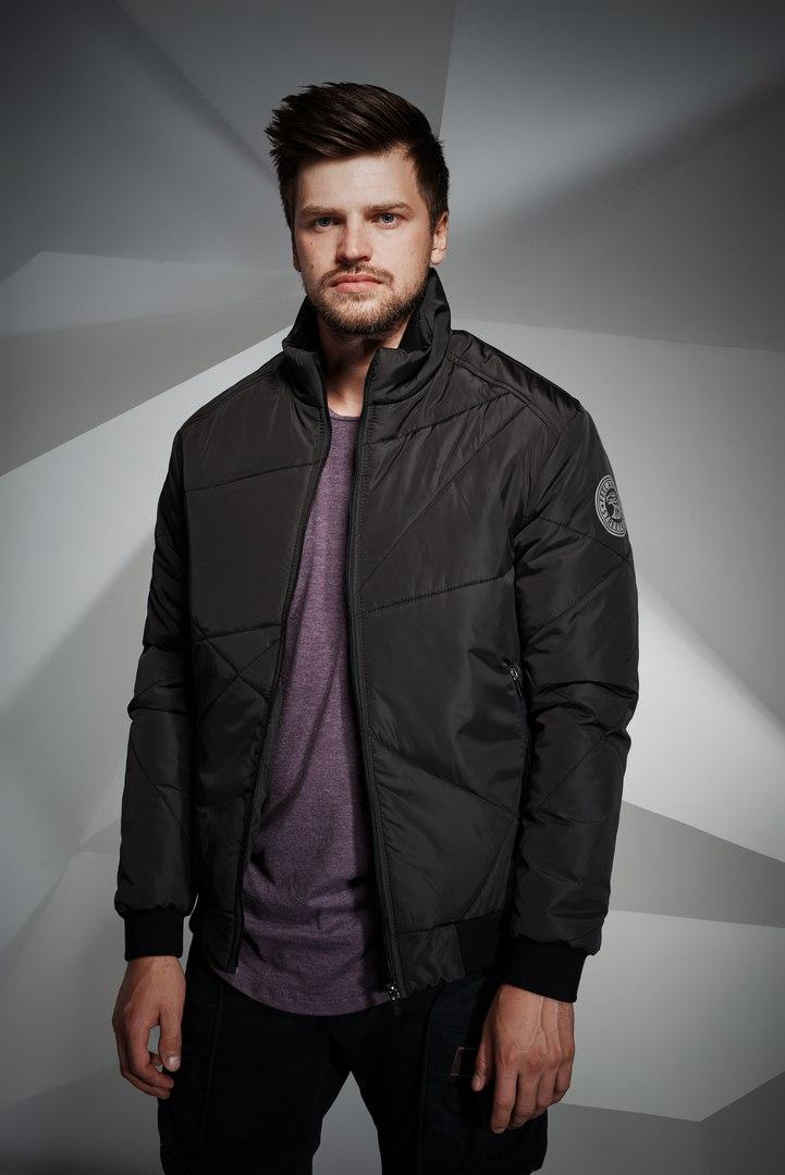 Мужская куртка Connect Black