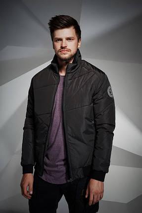 Мужская куртка Connect Black, фото 2