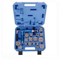 Набор инструмента для обслуживания тормозных суппортов (пневматический) KING TONY