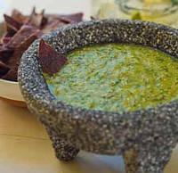 Аджика сухая зеленая с солью.