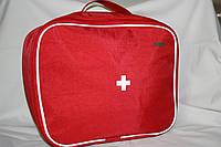 Сумка для аптечки Евростандарт, АМА-2 (ДСТУ), офисная, ткань