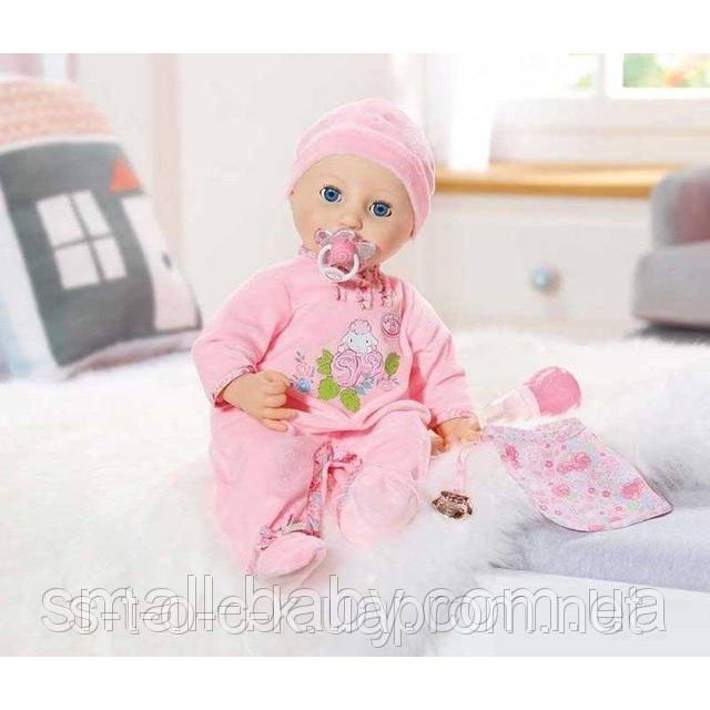 Кукла NEW 2017 Zapf Creation Baby Annabell С мимикой, 46 см. 792810
