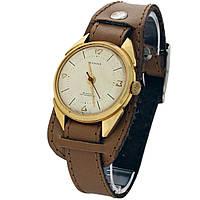 Almaz 18 jewels shockproof dust protected mechanical watch