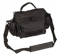Туристическая сумка 7л MilTec TACTICAL PARACORD BAG SMALL Black 13726102, фото 1