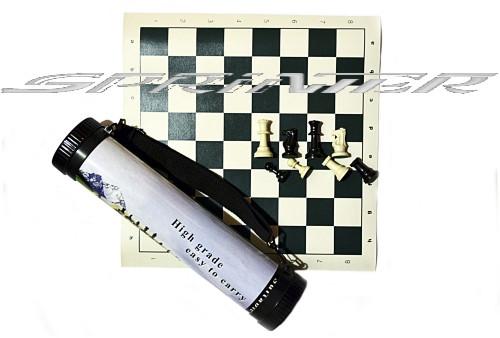 Шахматы в тубе, малые. ОС-64