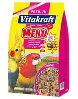 Корм Vitakraft Menu для нимф, 3 кг
