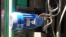 Комбинированный трубогиб резьбонарезной для гибки и резки труб 57мм, фото 2