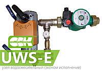 Узел водоcмесительный эконом исполнение UWS-E