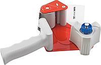 Упаковочный пистолет для клейкой ленты buromax bm.7400-02 50мм красный