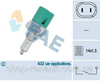 Датчик заднього ходу FAE 40600 Clio/Kangoo/Megane/Trafic