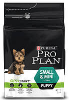 Pro Plan Puppy Small and Mini Корм для щенков маленьких пород