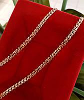 Золотая цепочка Нонна ширина 4 мм, фото 6