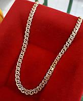 Золотая цепочка Нонна ширина 4 мм, фото 4